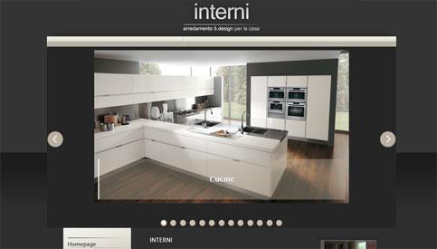 Interni for Siti architettura interni